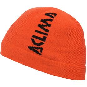 Aclima WarmWool Jib copricapo, arancione